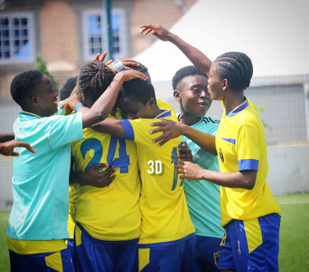 Faith Ladies, Valued Girls level on points in Southern Zone as battle for Women's Premier League slot heats up